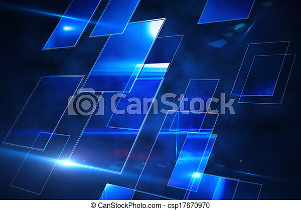 Abstract technology background - csp17670970
