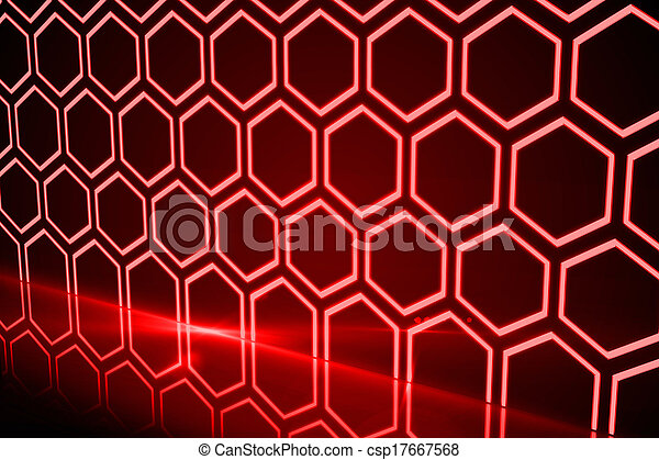 Abstract technology background - csp17667568