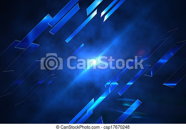 Abstract technology background - csp17670248