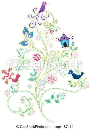 Abstract Tree - csp4187414