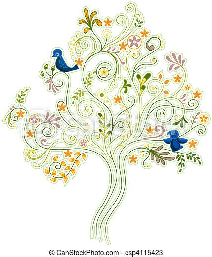 Abstract Tree - csp4115423