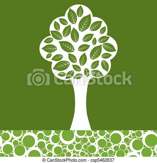 abstract tree - csp5462637