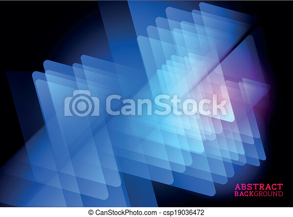 Abstract Triangle Background - csp19036472