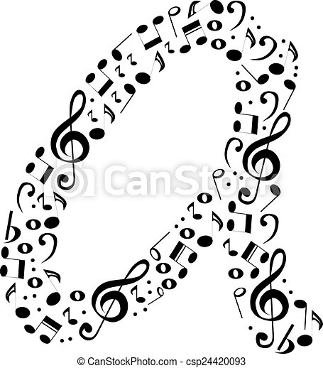 Abstract vector alphabet - a - csp24420093