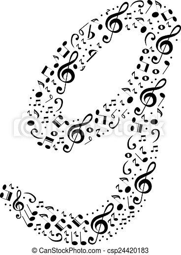 Abstract vector alphabet - g - csp24420183