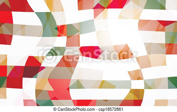 abstract vector backdrop - csp18572861