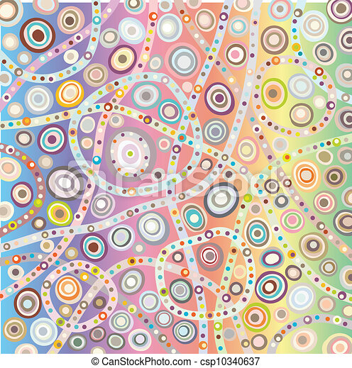 Abstract Vector background - csp10340637