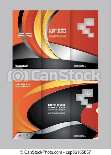 Abstract vector background for  - csp36165857