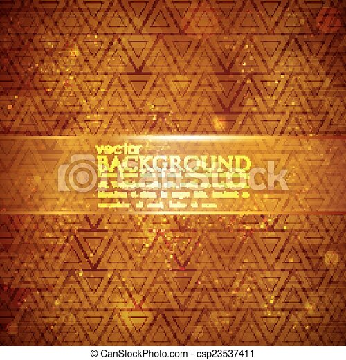 abstract vector background for design  - csp23537411