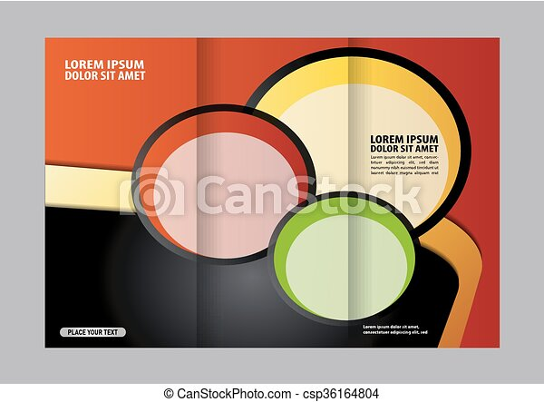 Abstract vector background for - csp36164804