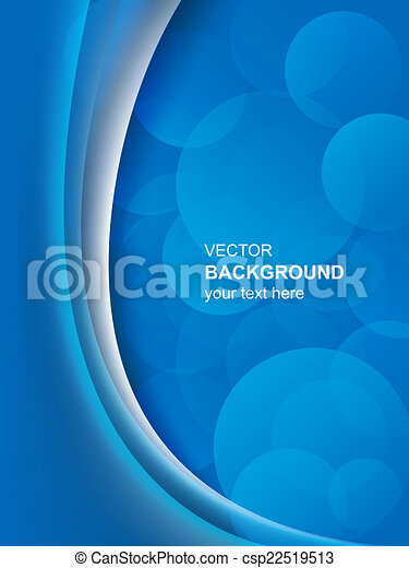 Abstract vector background - csp22519513