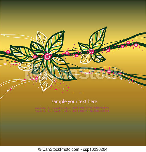Abstract Vector background - csp10230204
