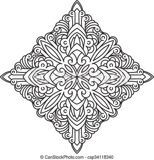 Mandala Ethnic