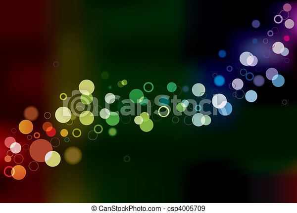 Abstract Vector Lights - csp4005709