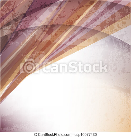 Abstract Vector Wave background - csp10077480