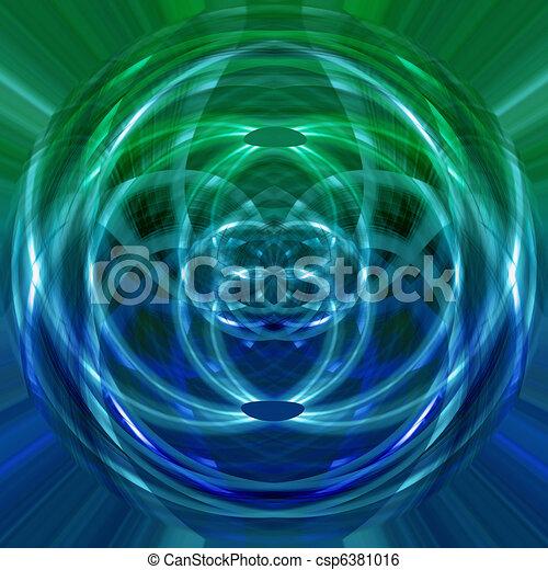 abstract, voorwerp, machtig, achtergrond - csp6381016