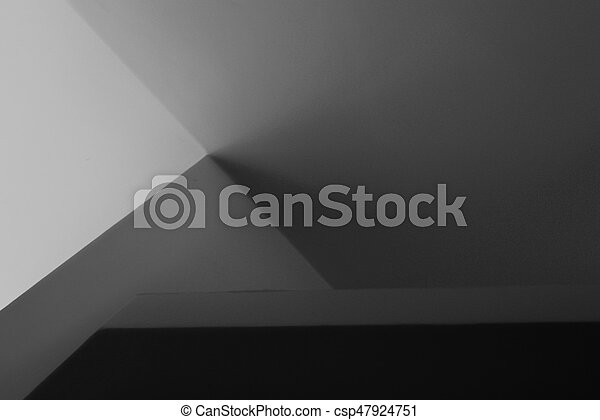 Abstract wall shade of light and shadow stock images - Search Stock ...