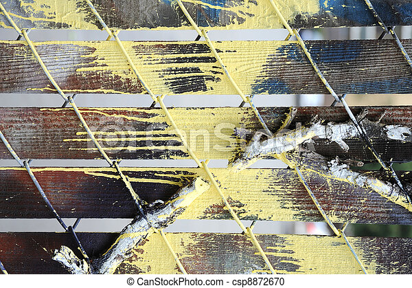 abstract, wall. - csp8872670