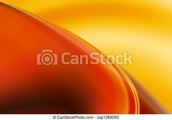 Abstract warm background - csp1269293