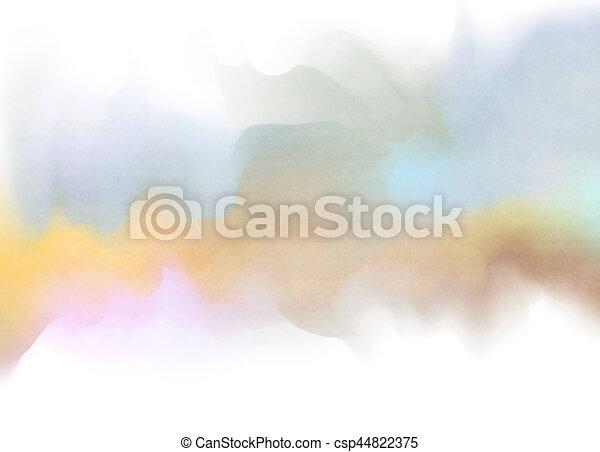 Digital Art Painting Background