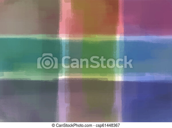 Abstract Watercolor Background Of Color Mix Colour Illustration Eps10