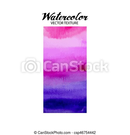 Abstract watercolor texture - csp46754442