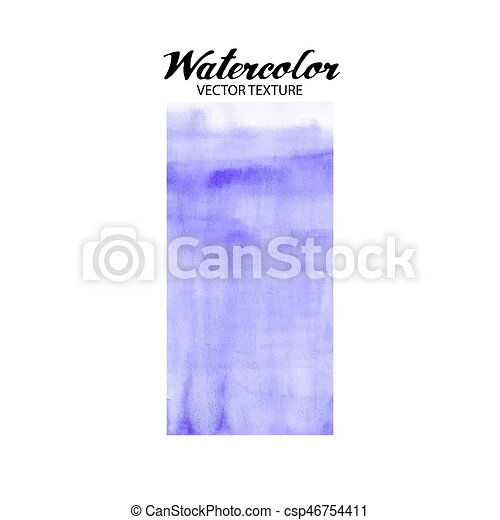 Abstract watercolor texture - csp46754411
