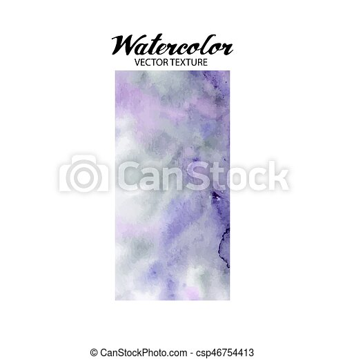 Abstract watercolor texture - csp46754413