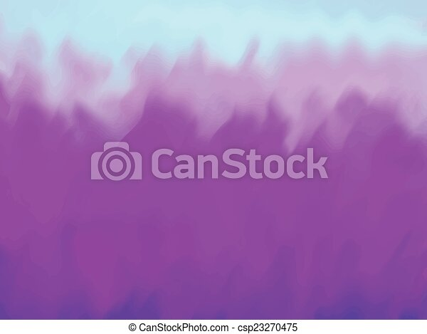 abstract wave background vector - csp23270475