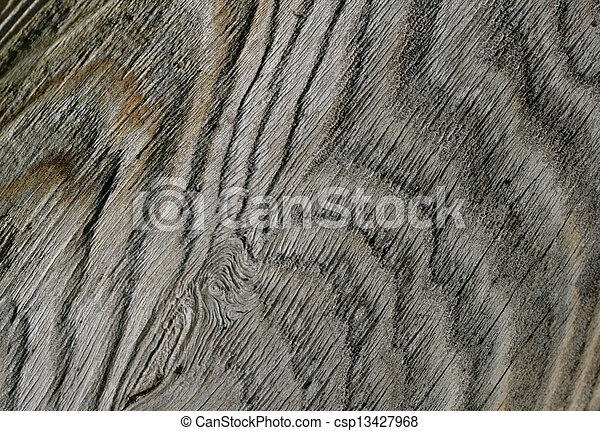 Abstract Weathered Wood #1 - csp13427968