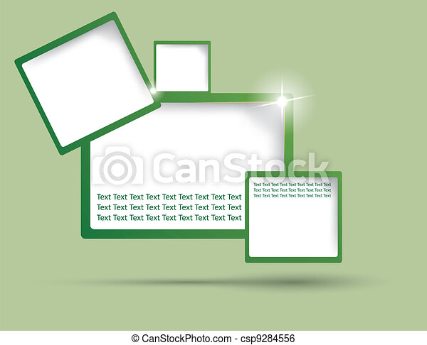 abstract Web element vector - csp9284556