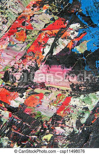 abstract, werken, kunst - csp11498076