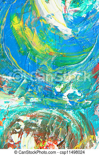 abstract, werken, kunst - csp11498024