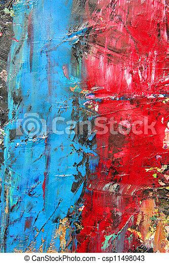 abstract, werken, kunst - csp11498043