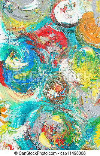 abstract, werken, kunst - csp11498008