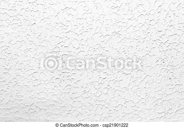 abstract white wall texture background - csp21901222