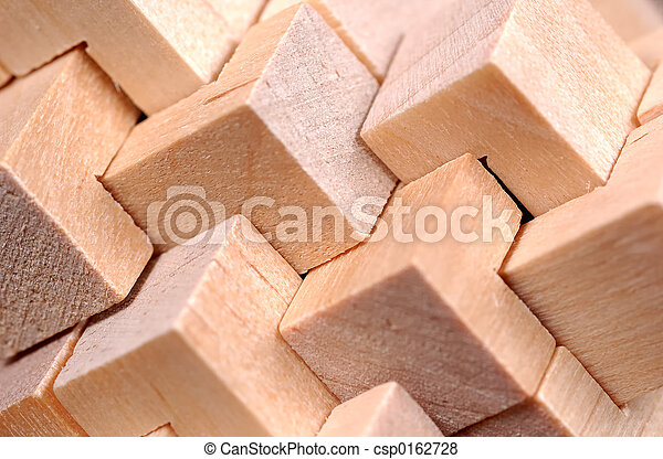 Abstract Wood Pattern - csp0162728