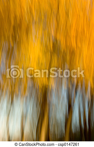 Abstract/Impressionist Elm Grove - csp0147261