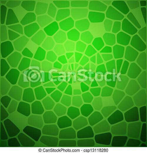 Grfico vectorial de abstraction serpiente verde piel  Green