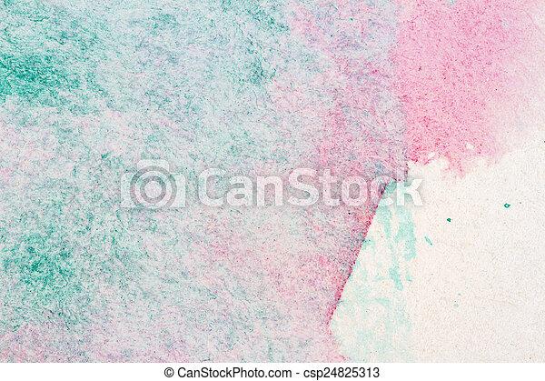 abstrakcyjna sztuka, tło - csp24825313