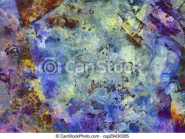 abstrakcyjny, barwny - csp29430385