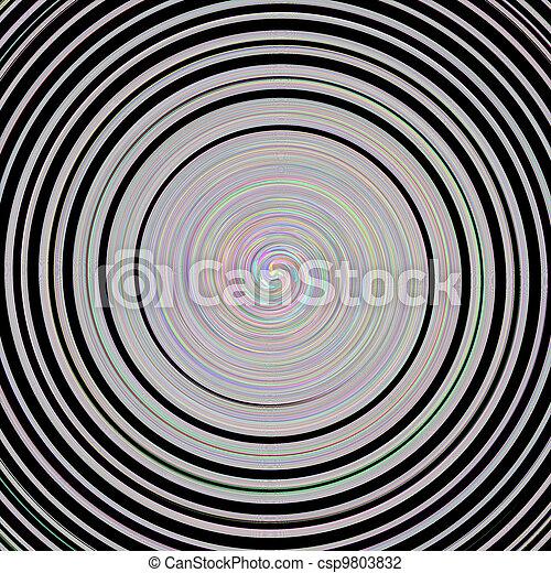 abstrakcyjny, spirala, struktura - csp9803832