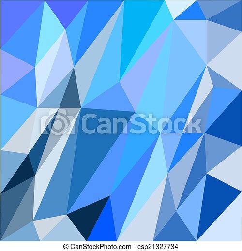 abstrakcyjny, triangle, tło - csp21327734
