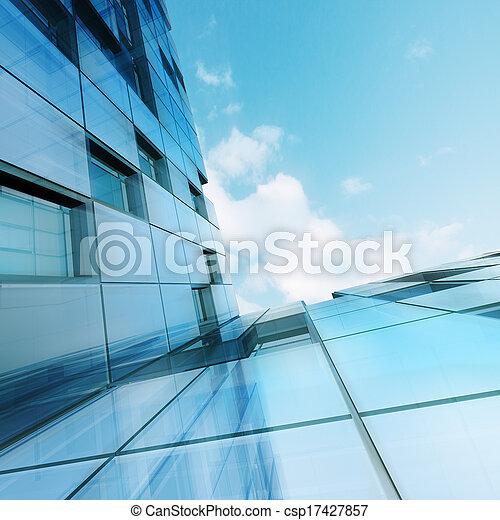 abstrakt, arkitektur - csp17427857