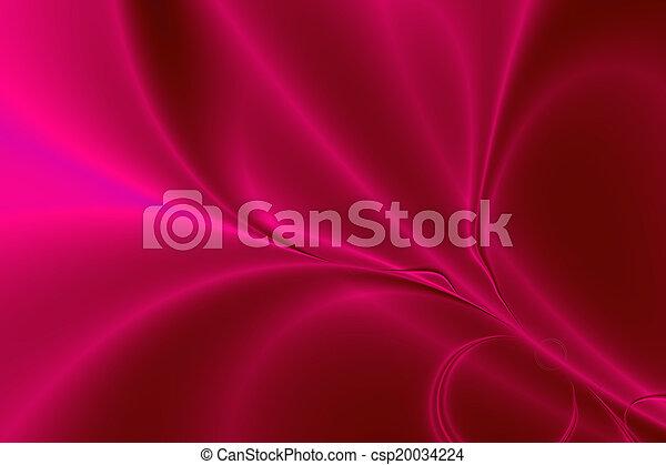 abstrakt, fractal, hintergrund - csp20034224