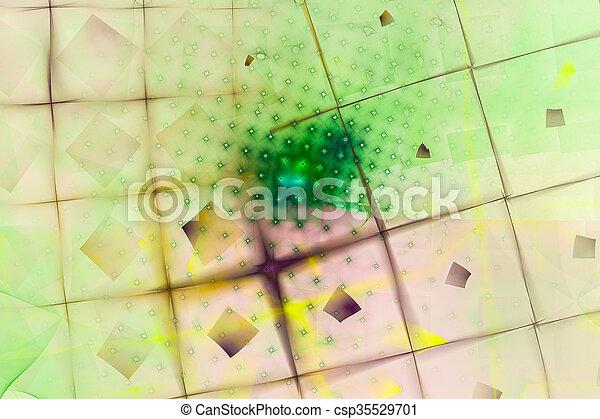 Abstrakter Hintergrund - csp35529701