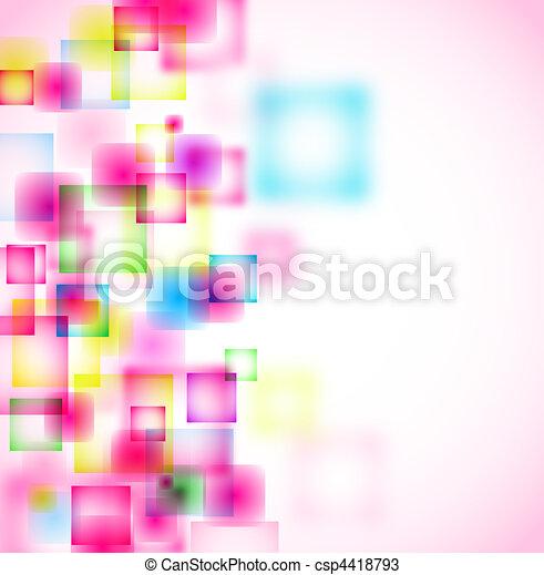 abstrakt, hintergrund - csp4418793