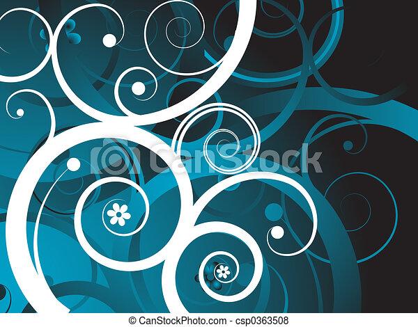abstrakt, hintergrund - csp0363508