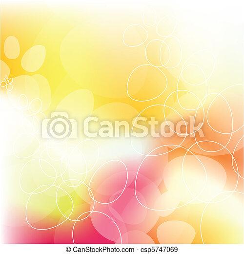 abstrakt, modern, hintergrund - csp5747069