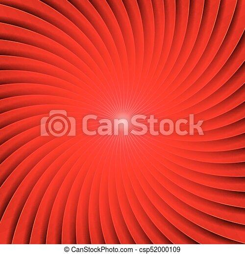 Abstrakt, spirale, hintergrund, rotes . Abstrakt, spirale, abbildung ...